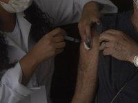 ABD'de aşısız yetişkinlerin Kovid-19'dan ölme riski tam aşılılardan 11 kat fazla