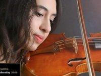 19. Uluslararası Kuzey Kıbrıs Müzik Festivali, genç yetenek Nursel Hançer'in keman resitaliyle devam edecek