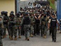 Ekvador'da artan suç oranı nedeniyle olağanüstü hal ilan edildi