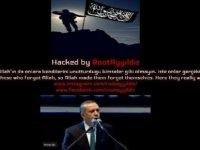 Eski ABD Başkanı Trump'ın sitesine Türk hacker şoku: Erdoğan videosu yüklediler
