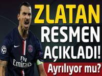 Ibrahimovic'ten transfer açıklaması!