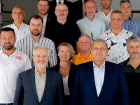 Nilüfer Belediye Başkanı Turgay Erdem Gazimağusa Belediyesini Ziyaret Etti