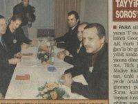 Ahmet Takan: Erdoğan, Soros'la masaya oturmadan otel odasında gizlice buluştu