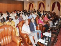 Dubai'deki konferansta dikkatler DAÜ'deydi