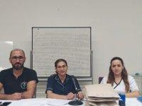 Kıbrıs Türk Hemşireler Ve Ebeler Birliği Başkanı Ali Özgöçmen Oldu