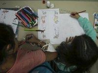 Göçmen Çocuklar Eğitime Devam Ediyor