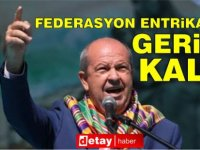 Tatar: Kıbrıslı diye bir millet yoktur. Kıbrıs'ta ya Türk'sünüz ya Rum'sunuz