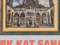 """Girne'de Yarın """"Kırk Kat Sanat"""" Kağıt Rölyef Atölyesî Düzenleniyor"""