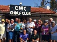 CMC'de Khortytsa Open Golf Turnuvası Şampiyonu Hasan Garabli…