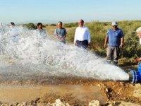 """""""Ercan Havaalanı Yeni Terminal Binasına Su Temin Projesi""""nde birinci etap tamamlandı"""