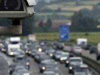 Güney Kıbrıs'ta Trafik Kameraları Devrede