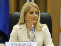 Rum Meclis Başkanı Dimitriu, Ermenistan Meclis Başkanı'nı Kabul Etti