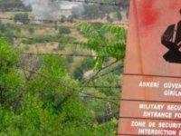 Alayköy'de askeri yasak bölgeyi ihlal ettiler