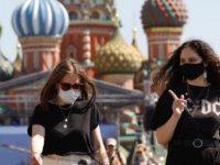 Rusya'da koronavirüs: Can kaybı 234 bine yaklaştı