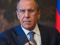 Lavrov: ABD ve NATO üslerine ev sahipliği yapmayın