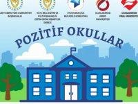 'Pozitif Okullar Projesi' Kayıt Başvurusu Almaya Devam Ediyor