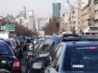 Fransa'da taksicilerden trafiği durdurma eylemi