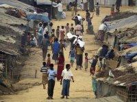AB'den Arakanlı Müslüman Mültecilere 12 Milyon Avro Yardım