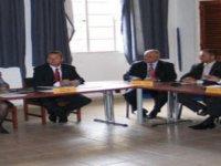 Kıbrıslı Türk Ve Rum Siyasi Partilerin Toplantısı Rum Basınında