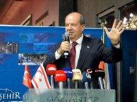 """Cumhurbaşkanı Tatar: """"Milli Çıkarlarını Korumak Suretiyle Daha Güçlü Bir Türk Ulusu Hep Özlemim Oldu"""""""