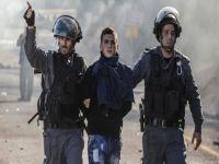 İsrail'de Filistinlilere Gözaltılar bitmiyor!