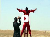 IŞİD'ten yine bir vahşet videosu daha (+21)