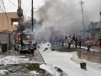 Irak'ta bombalı saldırılar : 6 ölü, 43 yaralı