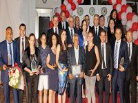 KTSYD Yılın Başarılılarını ödüllendirdi