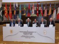 Yüksek Mahkeme Başkanı  ve Yargıçları Ankara'da sempozyuma katıldı
