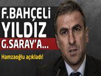 F.Bahçeli yıldızı Galatasaray'a...