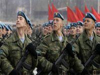 9 bin Rus askeri konuşlandı