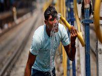 Pakistan'da sıcak hava dalgası