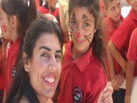 DAÜ Okul Öncesi Öğretmenliği Öğrencileri Dünya Çocuk Günü'nde çocuklarla birlikteydi