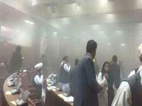 Afgan parlamentosuna intihar saldırısı