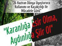 Girne Belediyesinden Uyuşturucuya Karşı Farkındalık etkinliği