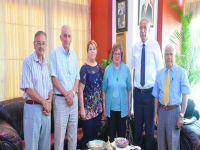 Güngördü, Girne Rehabilitaston Merkezini kabul etti