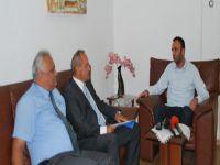 KKTC Karadeniz Kültür Derneği TDP'yi ziyaret etti