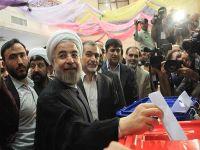 İran'da Ruhani zafere yakın