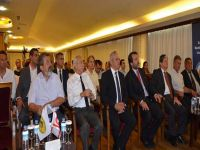 """DAÜ işbirliği ile """"İnşaat Sektöründe Sürdürülebilir Yapılanma Çalıştayı"""" gerçekleştirildi"""