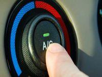Araba klimalarında yüz felci tehlikesi!
