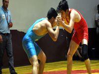 Güreşin Şampiyonu DAÜ