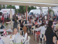 Mehmetçik Belediyesi bölge halkına iftar yemeği düzenledi