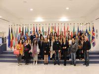 KTÖS üyesi 10 öğretmen, Avrupa Parlamentosunu ziyaret etti