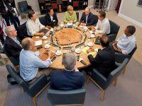 G8 Zirvesi sürüyor