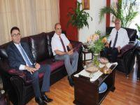 Yüksek Mahkeme Başkanı Şafak Öneri Güngördü'yü ziyaret etti