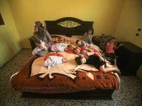 Gazze'de 11 çocuklu 21 yaşındaki anne yardım bekliyor