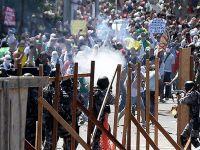 Brezilya'da gösteriler devam ediyor
