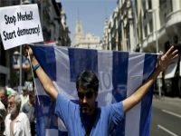 Yunanistan'da oyların %20'si sayıldı
