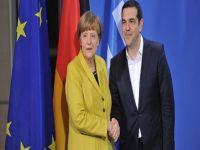 Çipras'dan Merkel'e ayar!