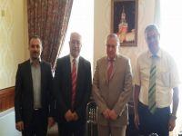 BKP, Rusya Büyükelçisi ile görüştü
